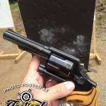 S&W 547 9mm Revolver