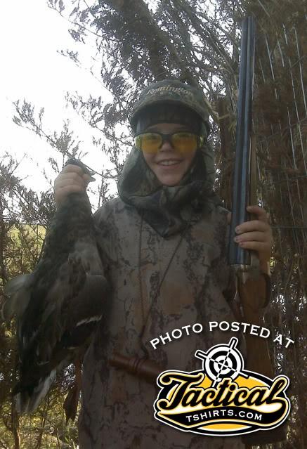 28 Gauge Shotgun