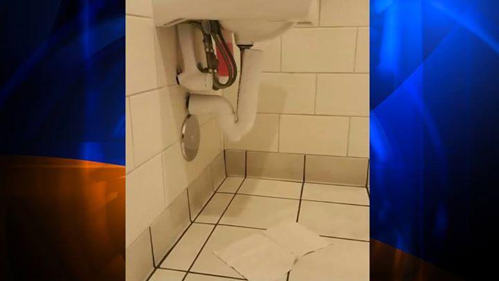 Camera Under Sink