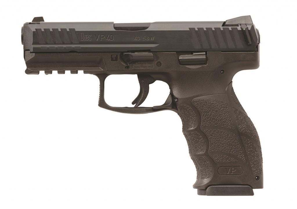 HK VP40 Pistol