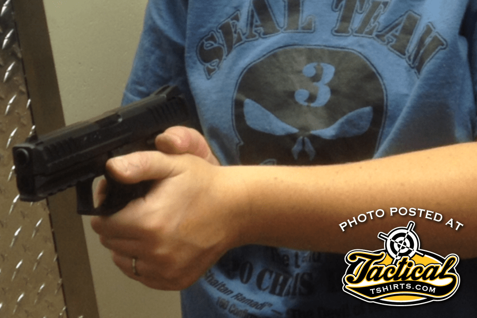 Grip HK VP9