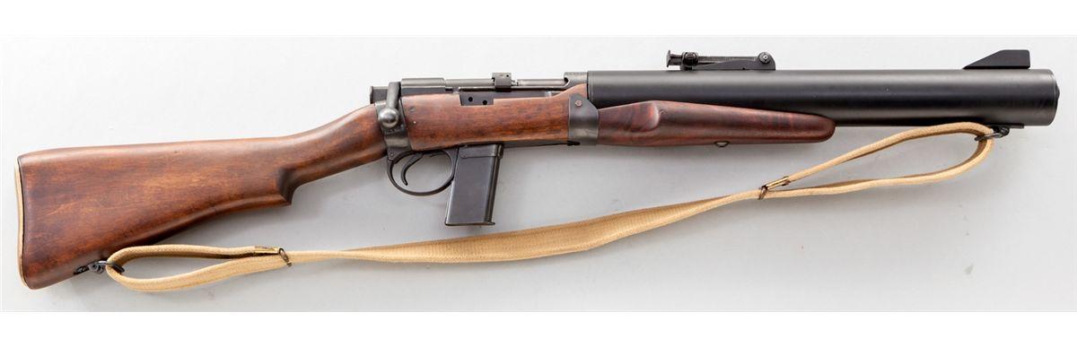 De Lisle 45ACP Carbine