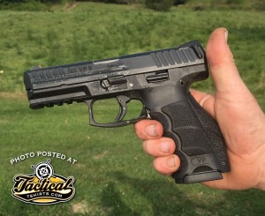 Freeze's HK VP9. Notice the moisture.