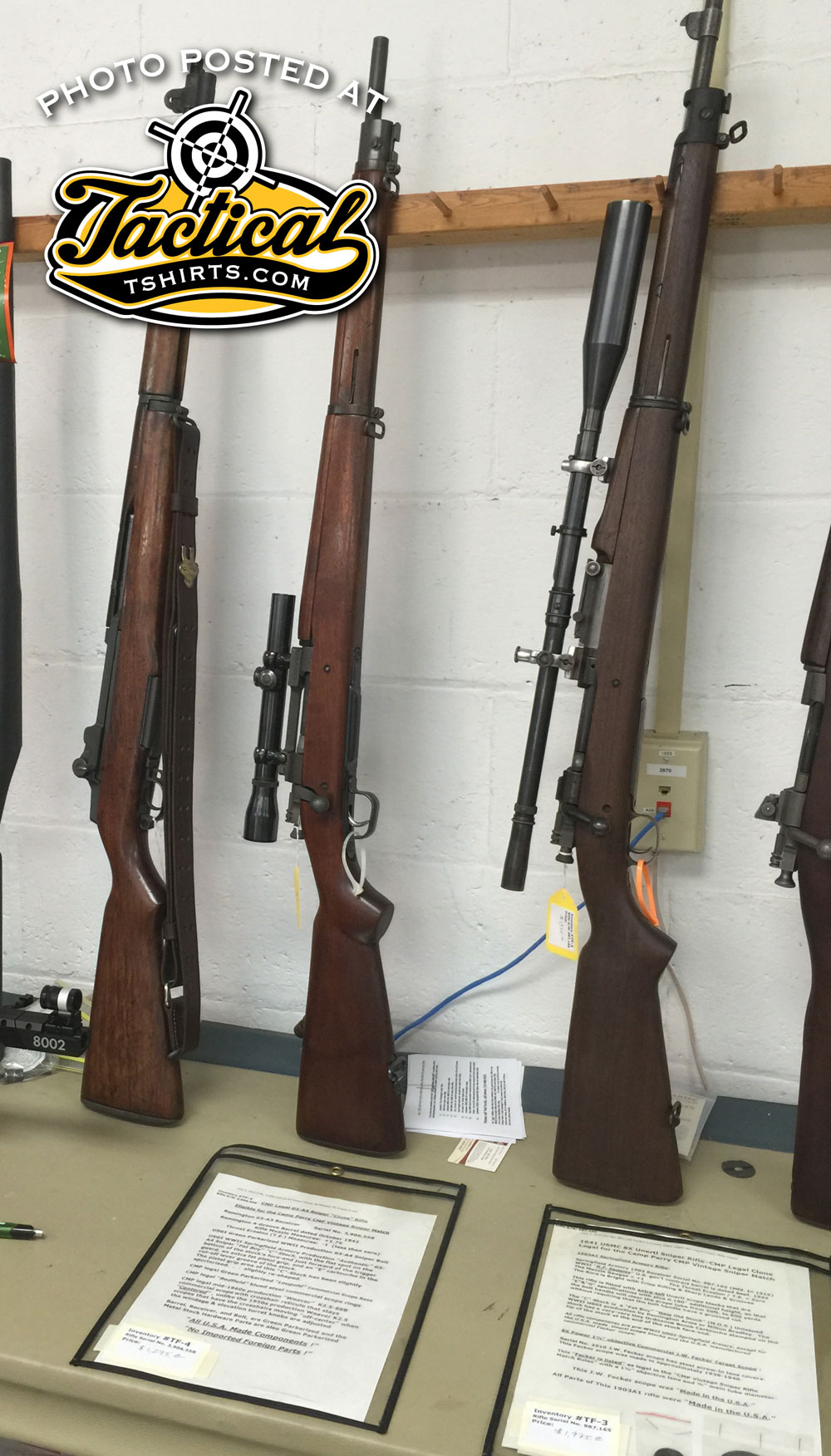 2015 Camp Perry 1903 Sniper