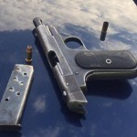 PD Seize Colt Hammerless 32