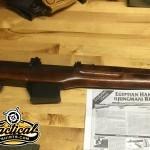 Hakim in American Rifleman