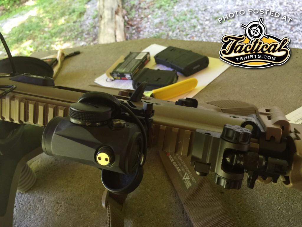 SCAR 16 Irons