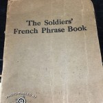 WW1 Soldiers' French Phrase Book