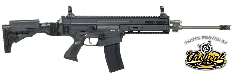 "CZ 805 Carbine w/ 16"" barrel"