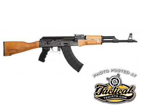Century American Made AK Rifle