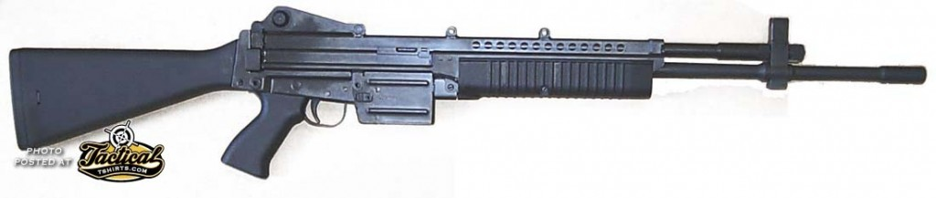 Robinson M96 Right Side