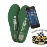 ThermaCELL Heated Insoles ProFLEX Heavy Duty
