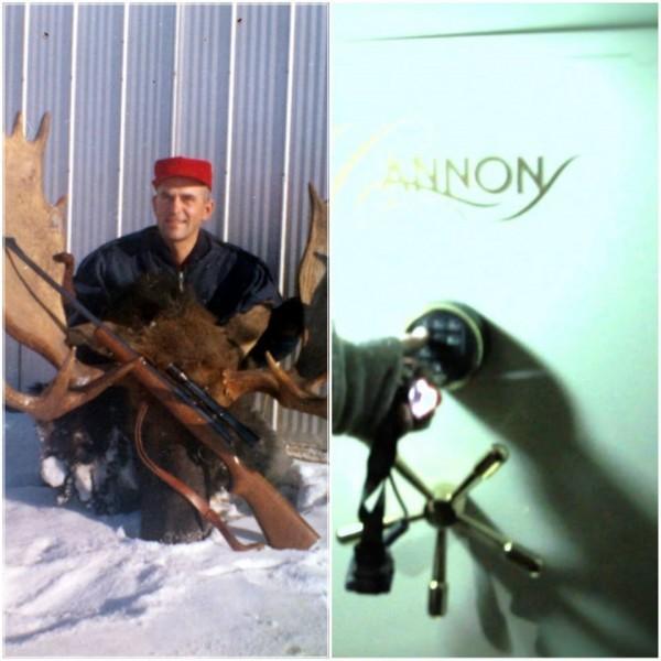 Browning Safe Break-in – John1911 com Gun Blog