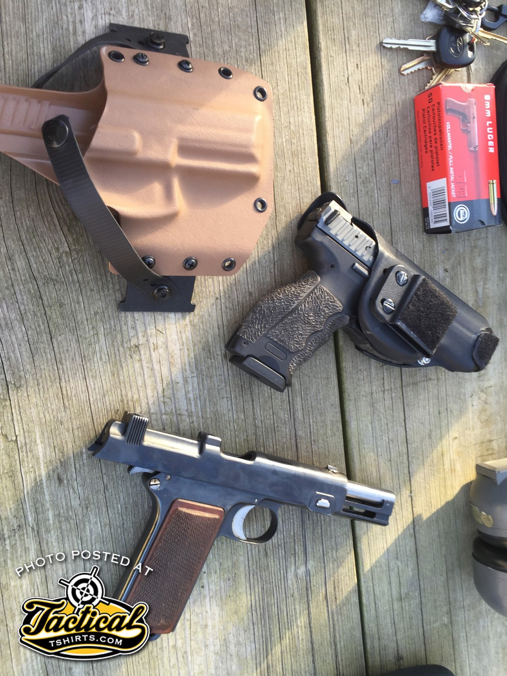1912 Steyr-Hahn P08 Initial Testing and Video – John1911 com