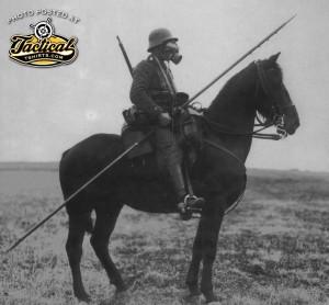 WW1 Calvary Lance