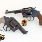 The Model 1917 Revolver