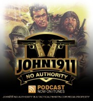 Episode 38 of the John1911 Podcast
