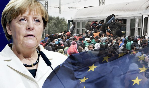 Anglea Merkel Is hated in Europe now