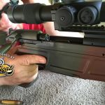 Zeroing 338LM Blaser Tactical 2