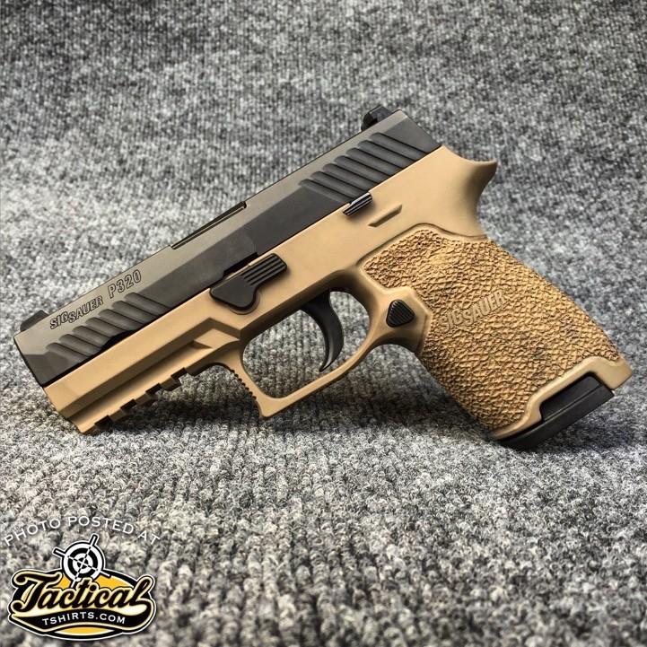 Custom VP & P320 Triggers: The YGF – John1911 com Gun Blog