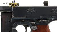 POTD — US Navy Tommy Gun