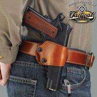 Yaqui Style Holsters Are Bullcrap