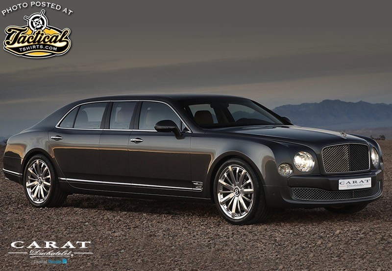 Bentley Caret MRAP