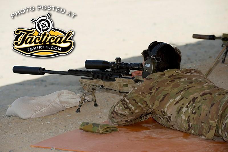 Australian Sniper Standard Mag