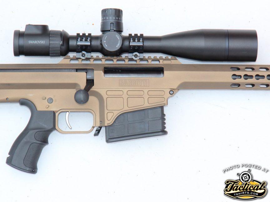 Barrett 98b Lw John1911com Gun Blog