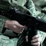Video — Strange bullpup Rifles