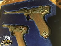 WWI Lugers Engraved Set