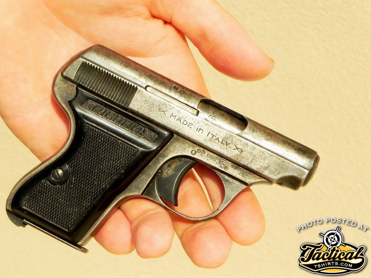 Rigarmi  25 Auto – John1911 com Gun Blog