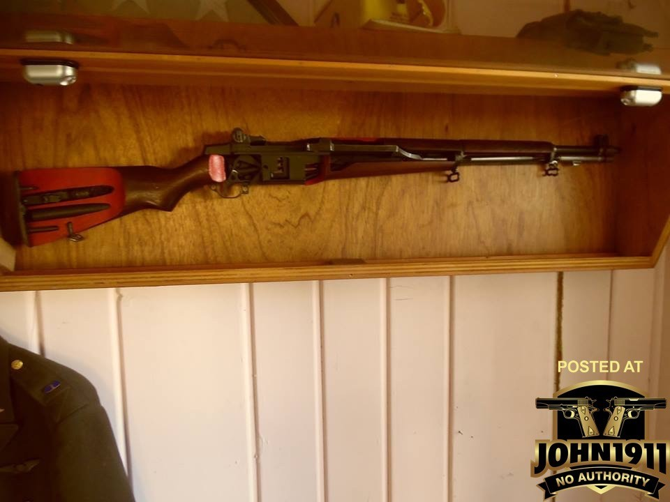 Full View of M1 Garand