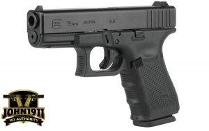 Standard Glock G19 GEN 4
