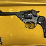 Two Cool Webley Revolvers