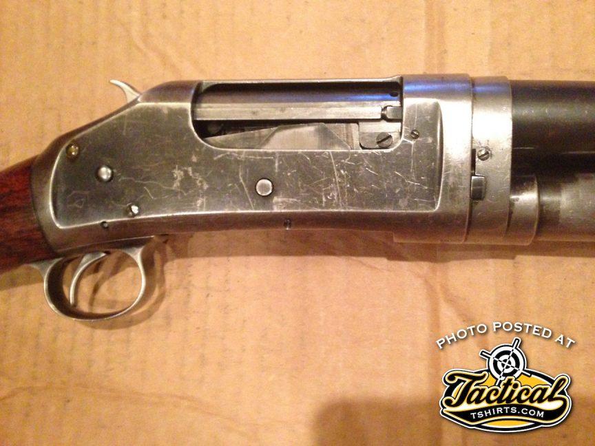 1897 Winchester Cowboy Action Conversion – John1911 com Gun Blog