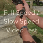 Video — Full Speed – Slow Speed Video Test