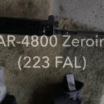 Zeroing 223 FAL