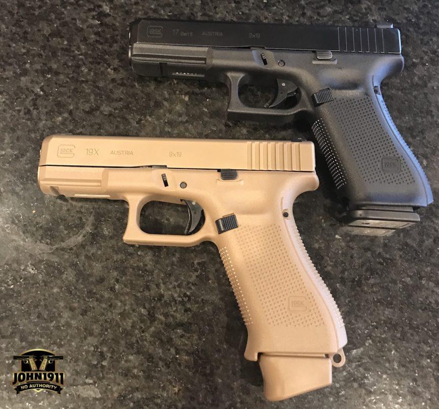 potd glock 19x fde john1911 com gun blog