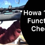 Howa 1500 Function Check