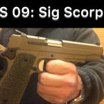 SHS 09: SIG Scorpion 1911