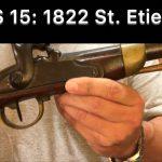 SHS 15: 1822 St. Etienne Pistol