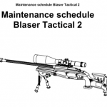 Blaser Tactical 2 Service Manuals