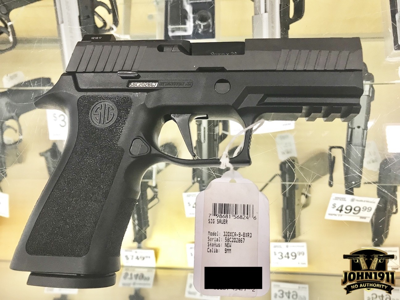 Sig P320 X-Carry – John1911 com Gun Blog