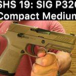 SHS 19: SIG P320 Compact Medium