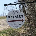 Rayner's Range