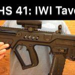 SHS 41 – IWI Tavor Bullpup