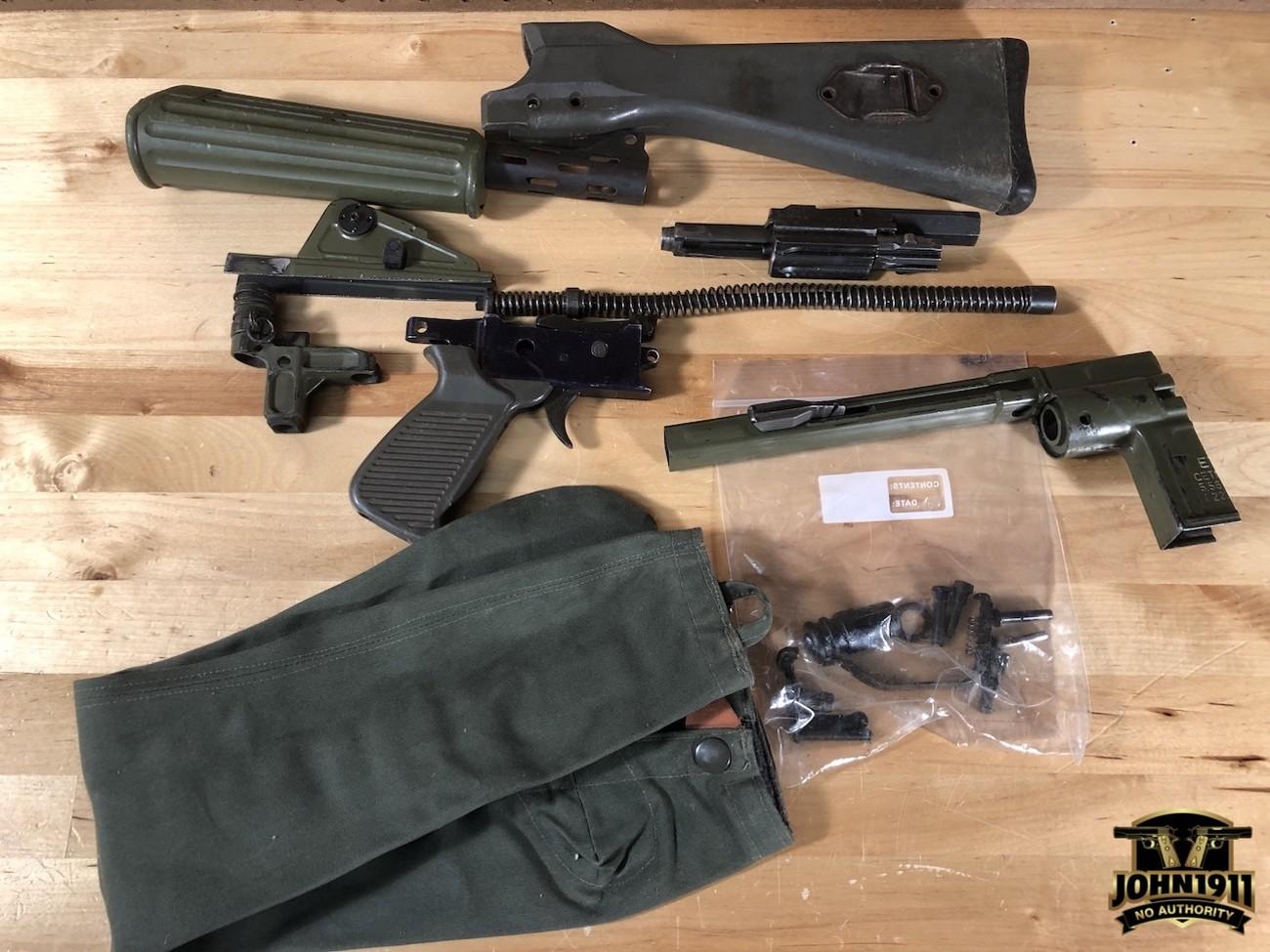 CETME-L Parts Kit – John1911 com Gun Blog