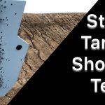 Steel Target Shotgun Testing