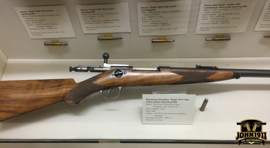 Winchester-Hotchkiss Model 1879